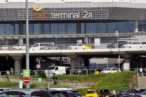 reptéri transzfer Budapest