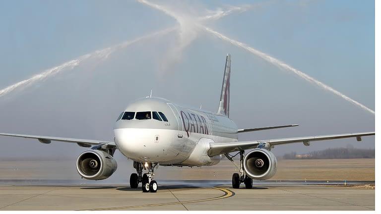 10 ÉVE REPÜL BUDAPESTRE A QATAR AIRWAYS